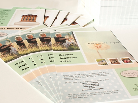 Zwanenburg media portfolio for Interieur adviseur